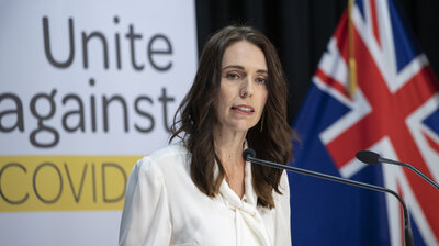 Praised For Curbing COVID-19, New Zealand's Leader Eases Country's Strict Lockdown