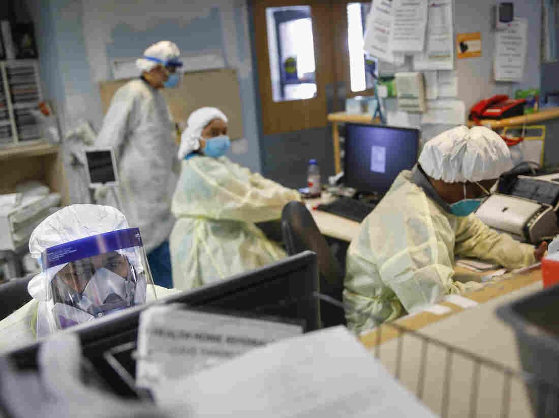 COVID-19: Death Toll In USA Reaches 50,000