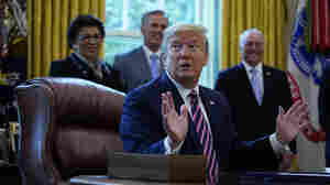 Trump Signs Latest Coronavirus Economic Relief Package, Aimed At Small Businesses