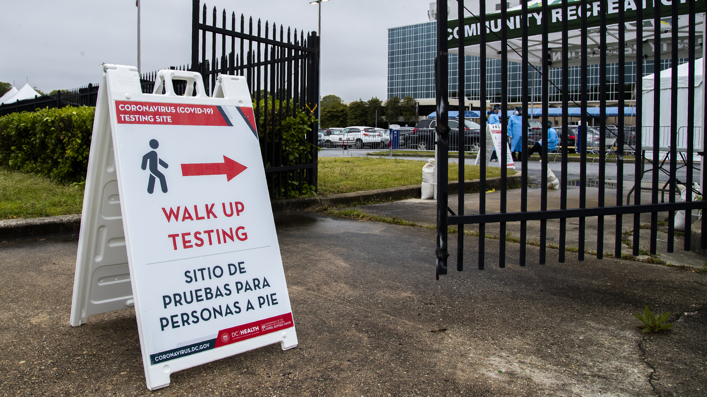 What Each State Is Doing To Fight The Coronavirus : NPR