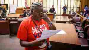Voting Rights For Hundreds Of Thousands Of Felons At Stake In Florida Trial