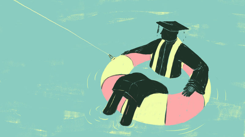 Juggling Student Loans During A Pandemic