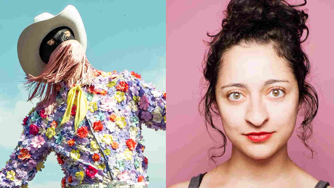 Musician Orville Peck and comedian pairs Mitra Jouhari join Ask Me Another.