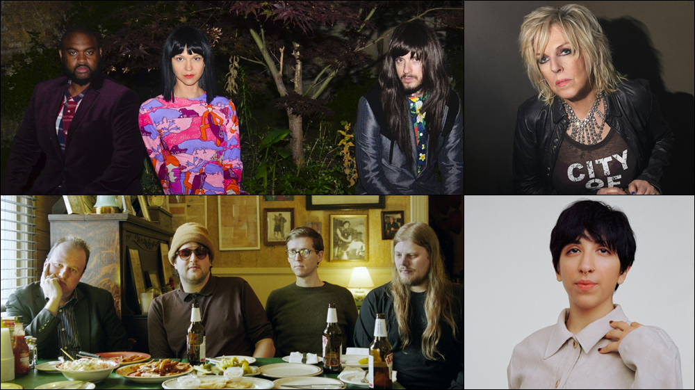 New Mix: Khruangbin, Lucinda Williams, Protomartyr, More