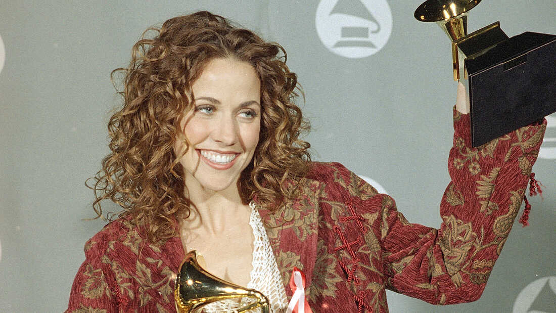 Classic World Cafe: Sheryl Crow On Her Debut Album, 'Tuesday Night Music Club'