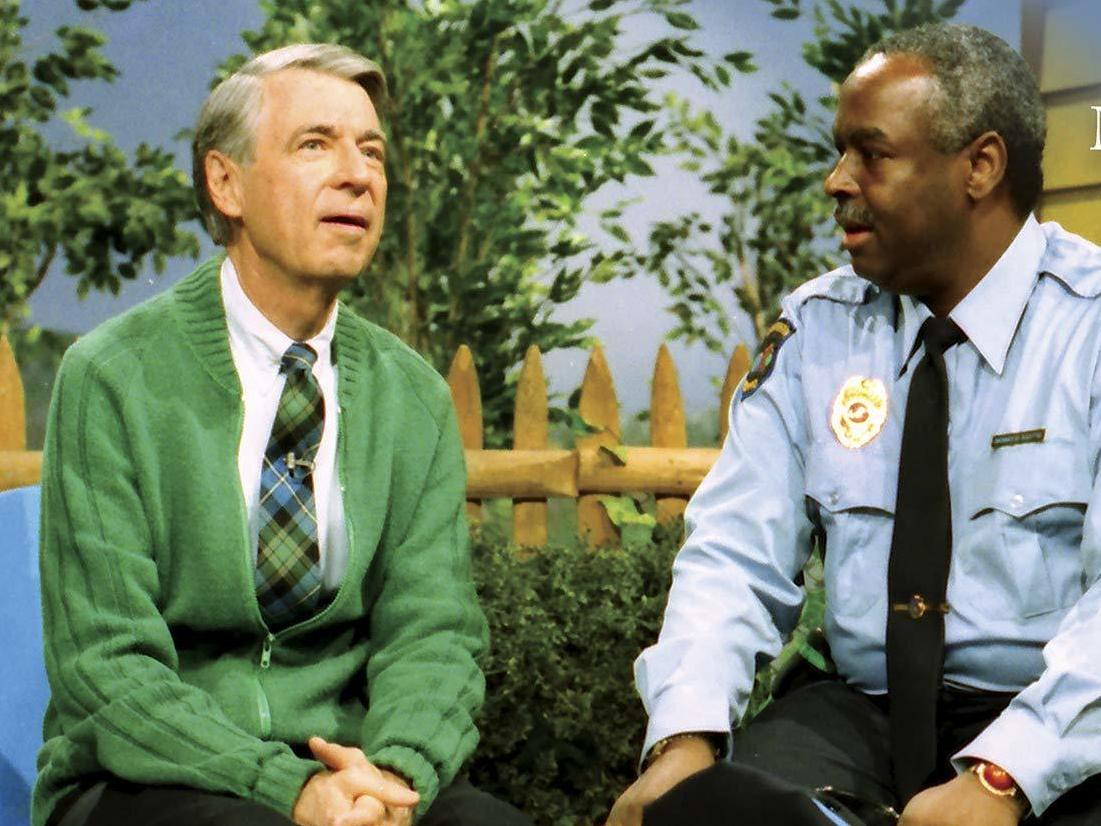 Mister Rogers Neighborhood Policeman Pal Officer Clemmons Tells His Life Story Npr