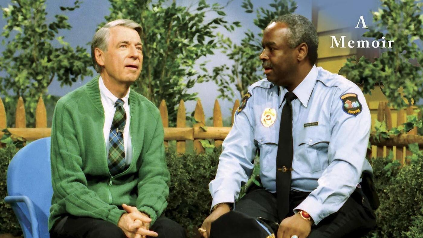 Mister Rogers Neighborhood Policeman Pal Officer Clemmons Tells His Life Story Npr