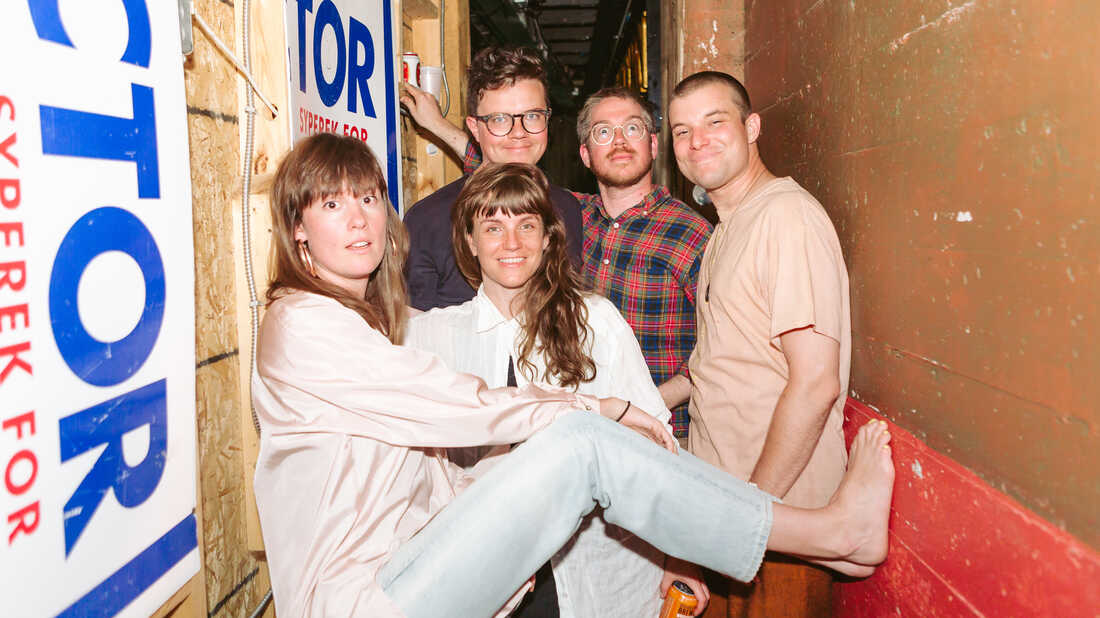 Play It Forward: Bernice's Robin Dann On Writing Music With A Sense Of Surprise