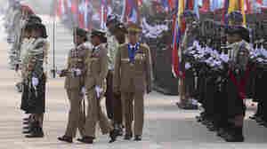 U.N. Envoy Brings New Allegations Of War Crimes Against Myanmar