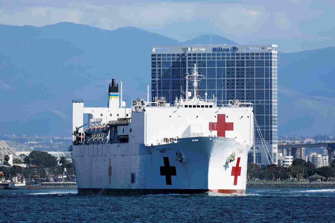 Civilian Mariners Say Strict Navy Coronavirus Restrictions Are Unfair 1