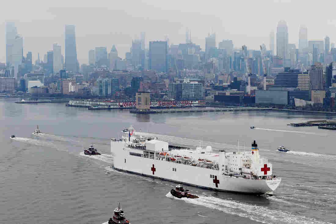 Civilian Mariners Say Strict Navy Coronavirus Restrictions Are Unfair 2