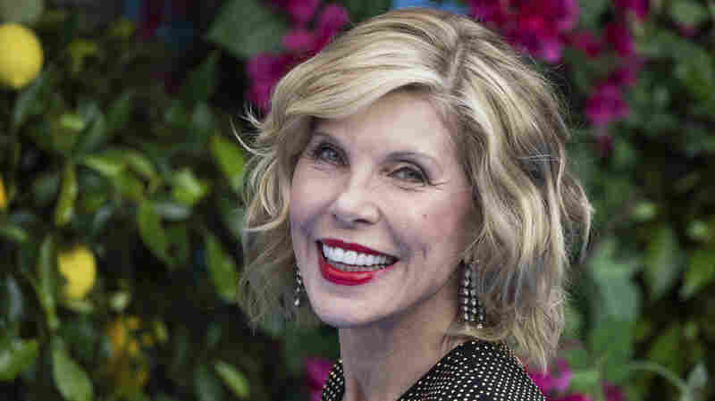 Christine Baranski arrives at the premiere of Mamma Mia! Here We Go Again in London, on July 16, 2018.