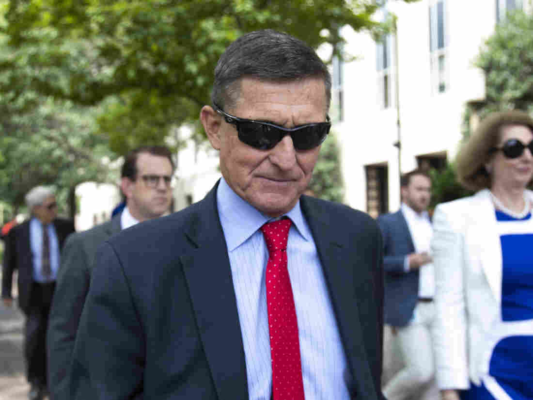 Donald Trump Predicts 'Total Exoneration' for Michael Flynn