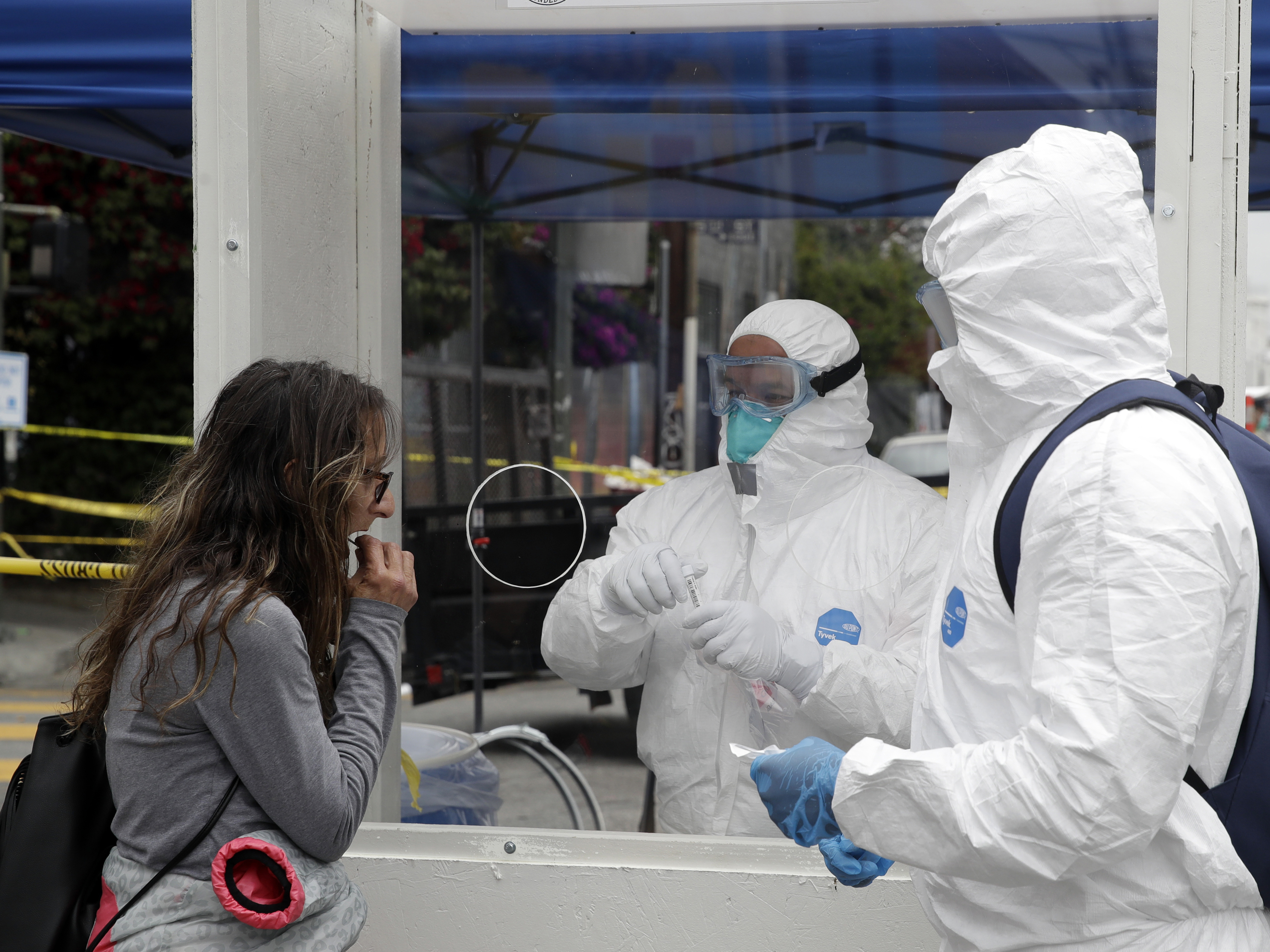 Los Angeles City And County Offer Free Coronavirus Testing To All Residents Coronavirus Updates Npr
