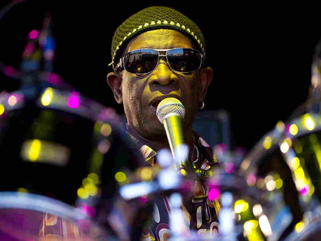 Eye on Africa - Legendary drummer Tony Allen has passed away