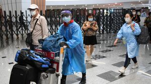 Passengers Must Wear Masks On Major Airlines To Cut Spread Of Coronavirus