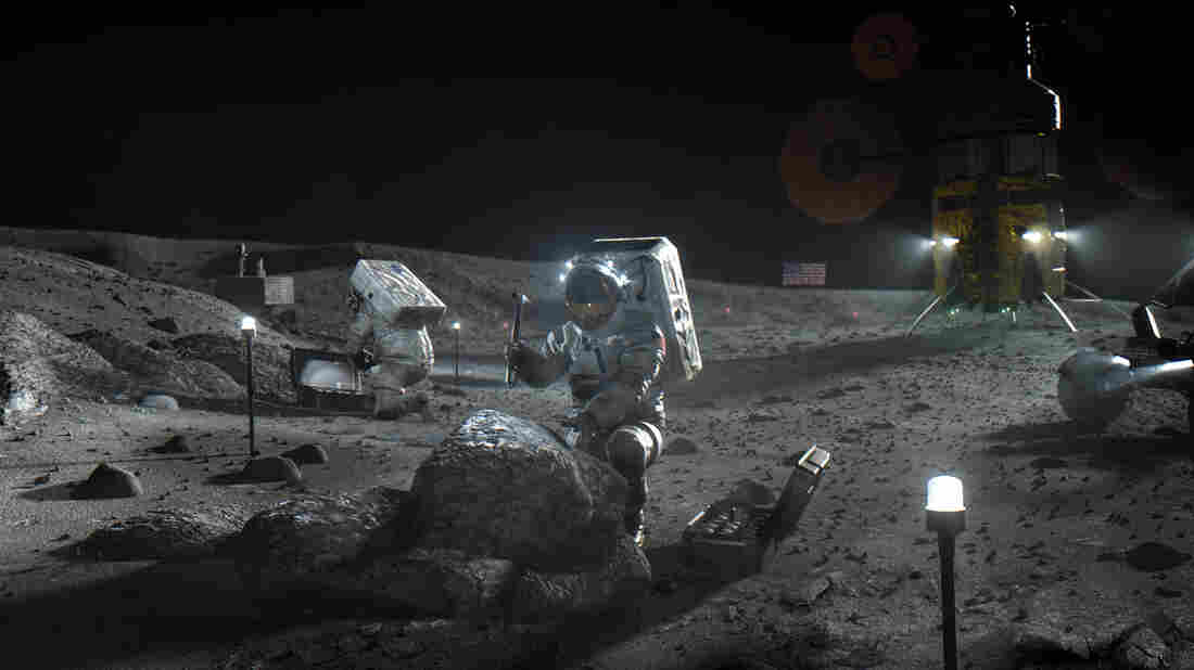 NASA Says Moon Mission 'Starting to Feel Very Real'