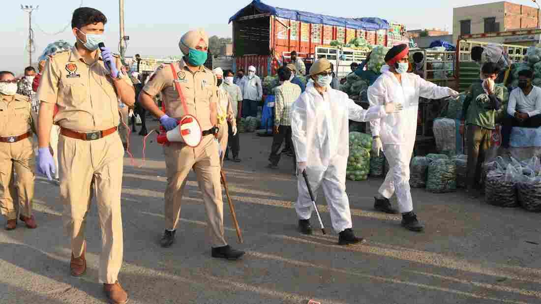 India Extends Nationwide Coronavirus Lockdown By 2 Weeks 1