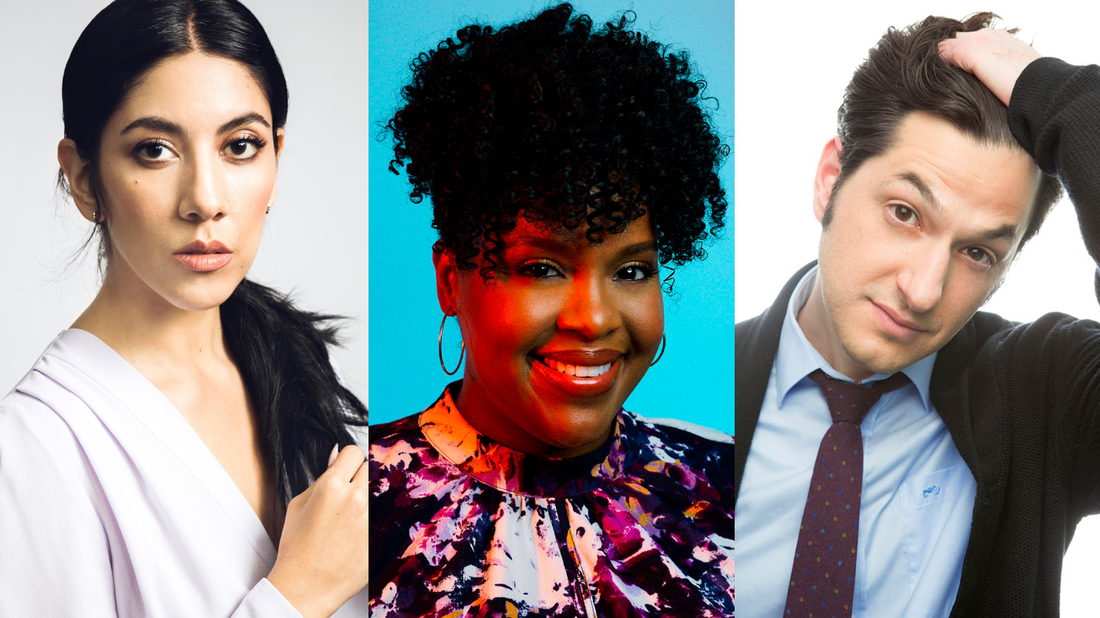 TV stars Stephanie Beatriz, Natasha Rothwell, Ben Schwartz and others join Ask Me Another to play games that make them go 'hmmm', but also laugh out loud.