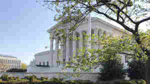 Supreme Court Arguments Resume — But With A Twist