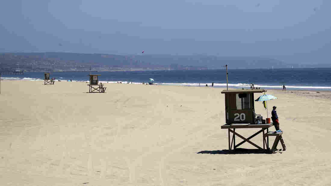 Orange County Beaches Shut Down, But Legal Battle Still Making Waves 1