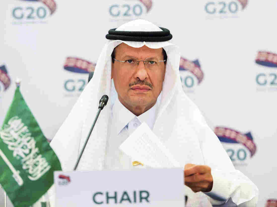 Saudi Arabia's Oil Tanker Flotilla Is Reaching The U.S., Despite Some Objections 1