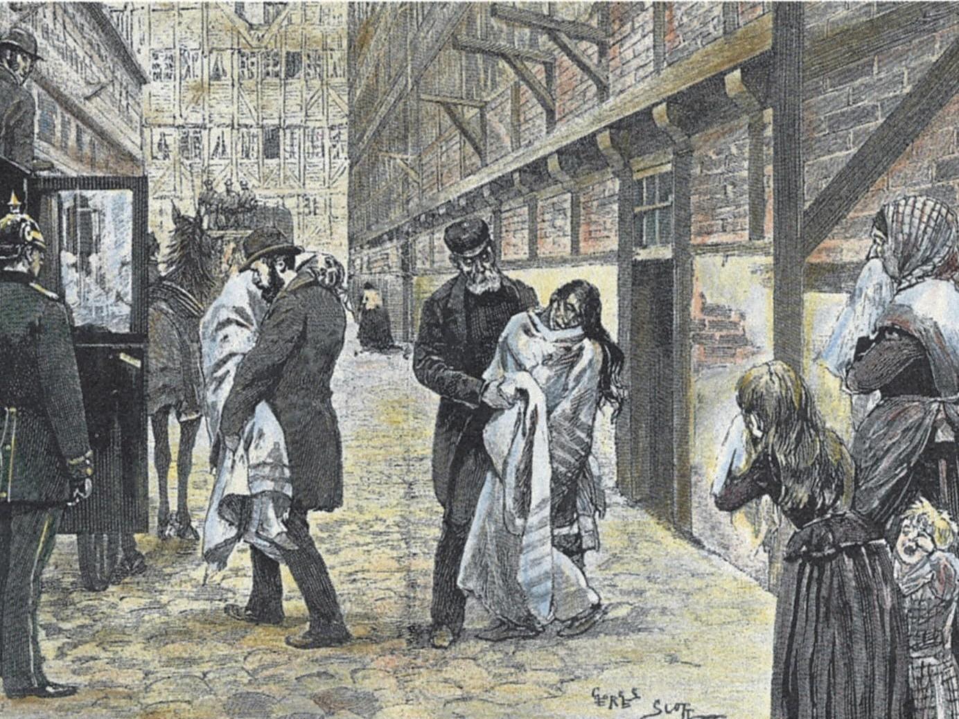 What Hamburg's Missteps In 1892 Cholera Outbreak Can Teach Us ...