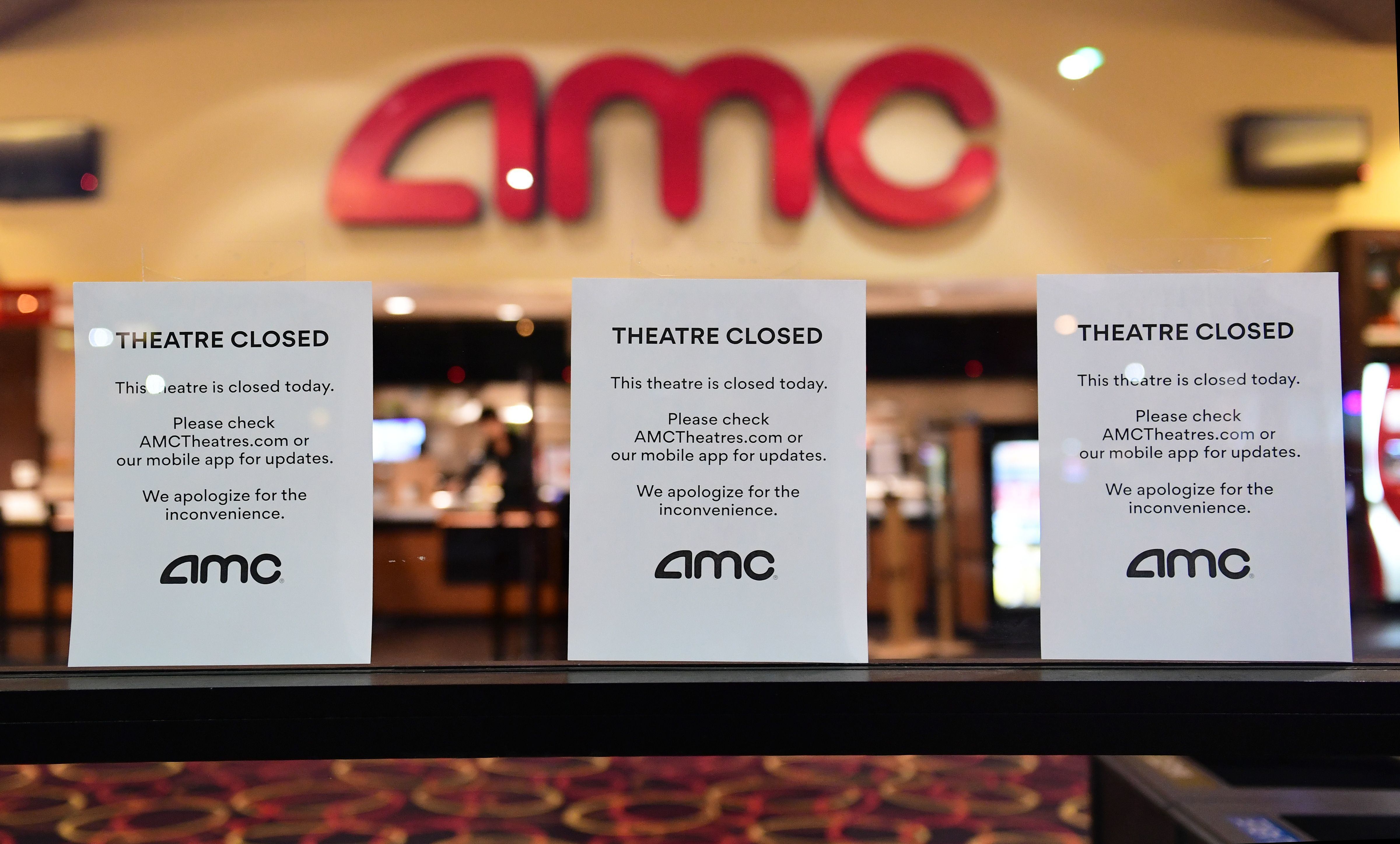As States Reopen Movie Theater Owners Are Watching And Mostly Waiting Npr