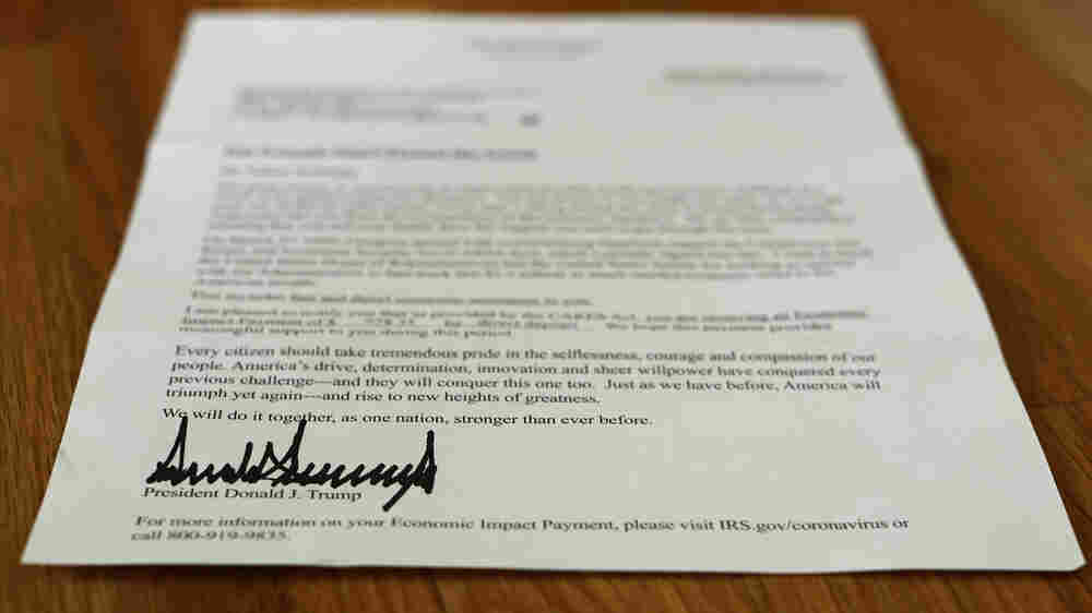 The IRS Sent Coronavirus Relief Payments To Dead People