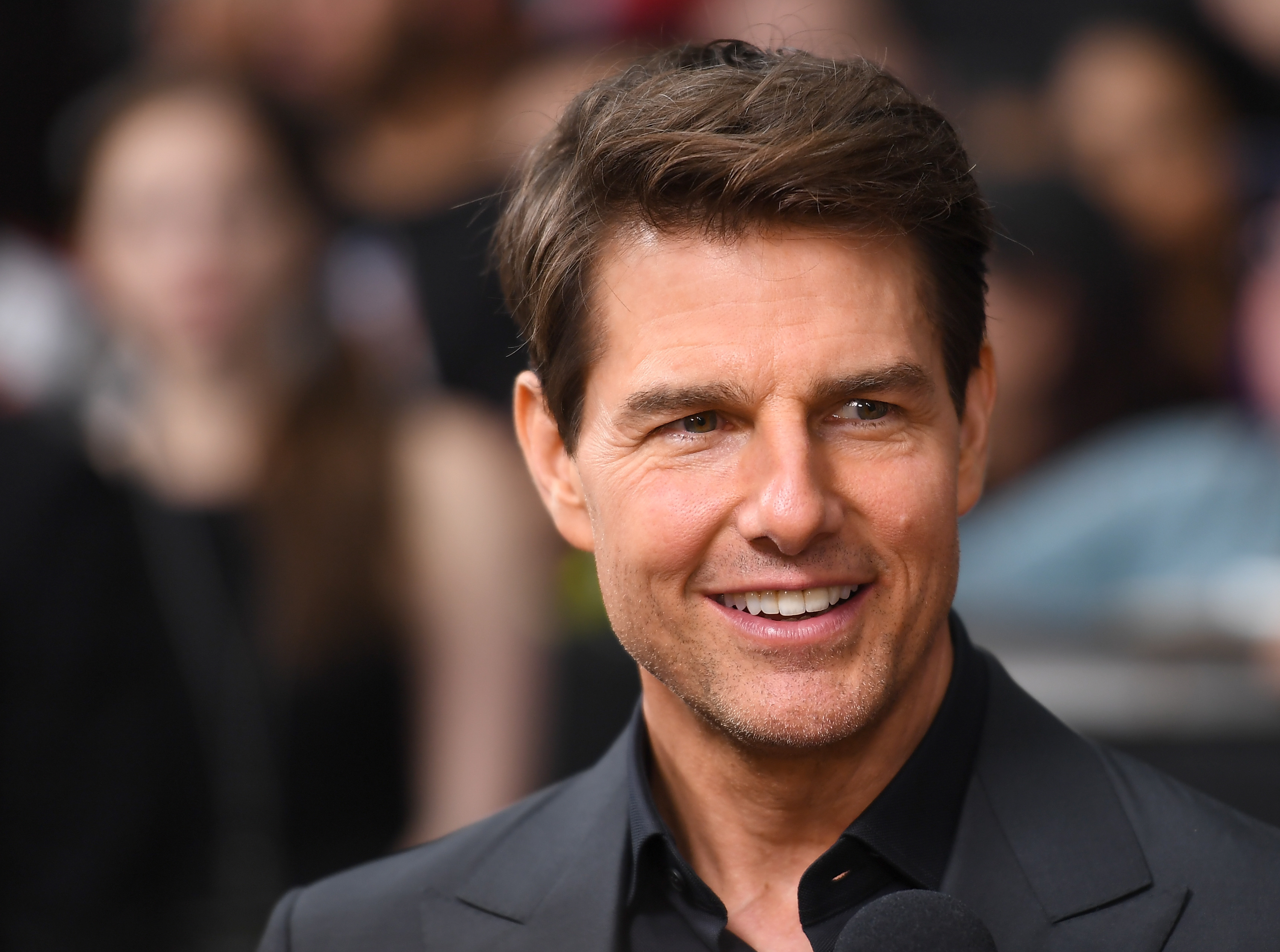 Actor Tom Cruise, Space X, and NASA discuss movie on board the space  station : NPR