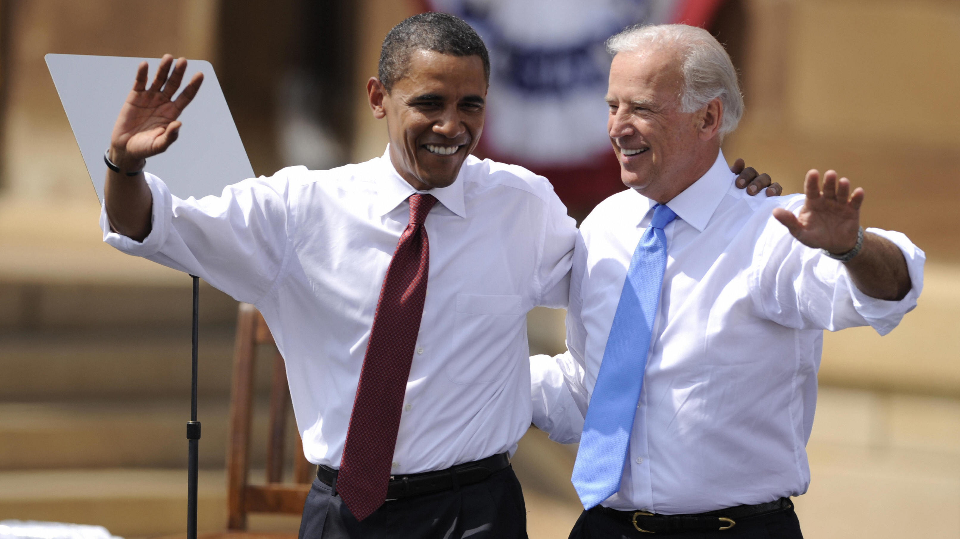 Biden S Vice Presidential Choice May Be Swayed By History Including His Own Npr
