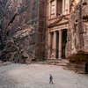 '1st Time To See It Like This': Petra Tourism Workers Long For Visitors To Return