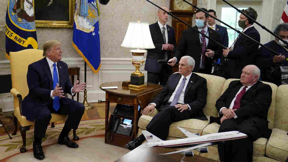 Top US scientist turns whistleblower after coronavirus clash with Donald Trump's advisers