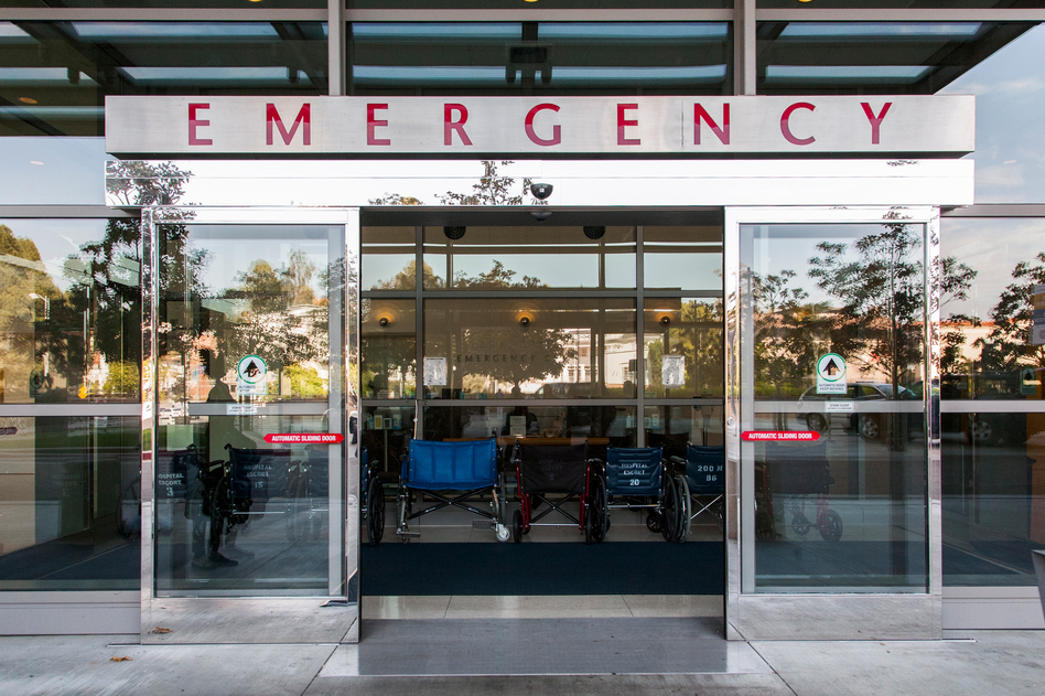 Emergency room physicians are seeing a drop in admissions for heart attacks and strokes. They worry patients who have delayed care may be sicker when they finally arrive in emergency rooms. (Studio 642/Getty Images/Tetra images RF)