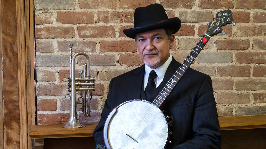 How A Book Of New Orleans Brothels Inspired Don Vappie's Latest Album