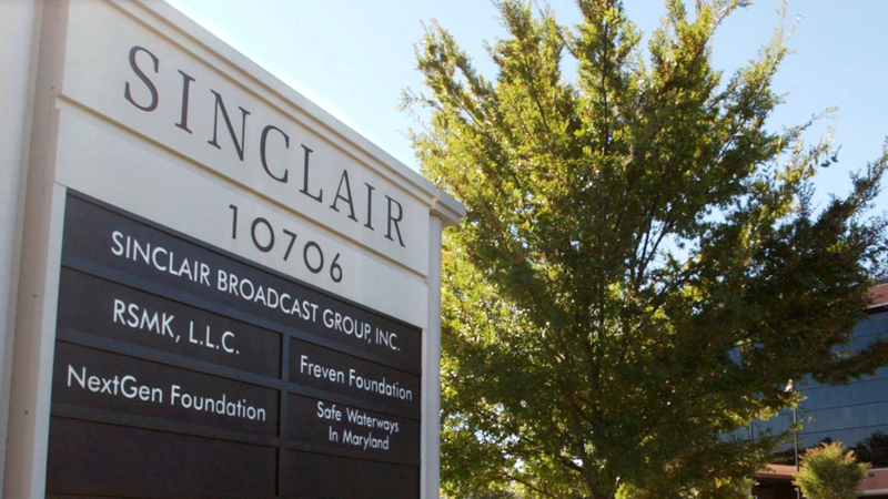 FCC Fines Sinclair Record $48 Million For Deceptive Bid For Tribune Stations