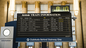 Amtrak To Require Masks Starting Monday To Avoid Spread Of The Coronavirus