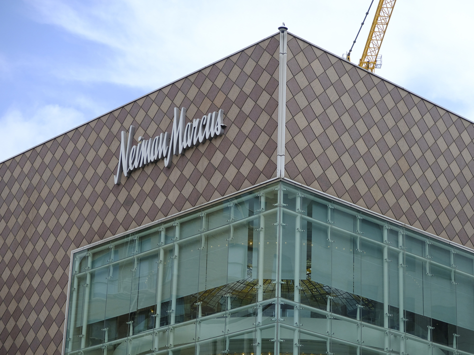 Luxury retailer Neiman Marcus has become the first department store to declare bankruptcy during the coronavirus pandemic. (Eric Risberg/AP)