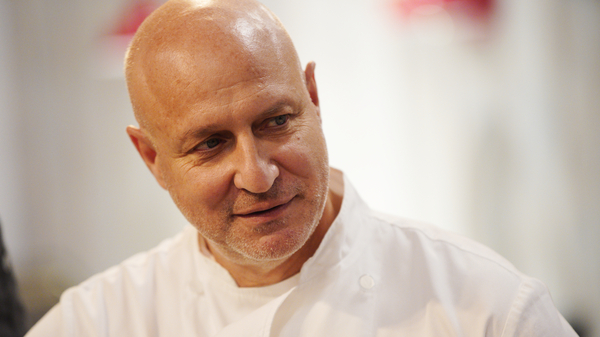 Tom Colicchio is a James Beard Award-winning chef and the lead judge on Bravo