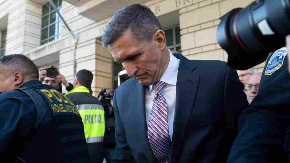 Justice Department Is Dropping Case Against Ex-Trump Adviser Michael Flynn