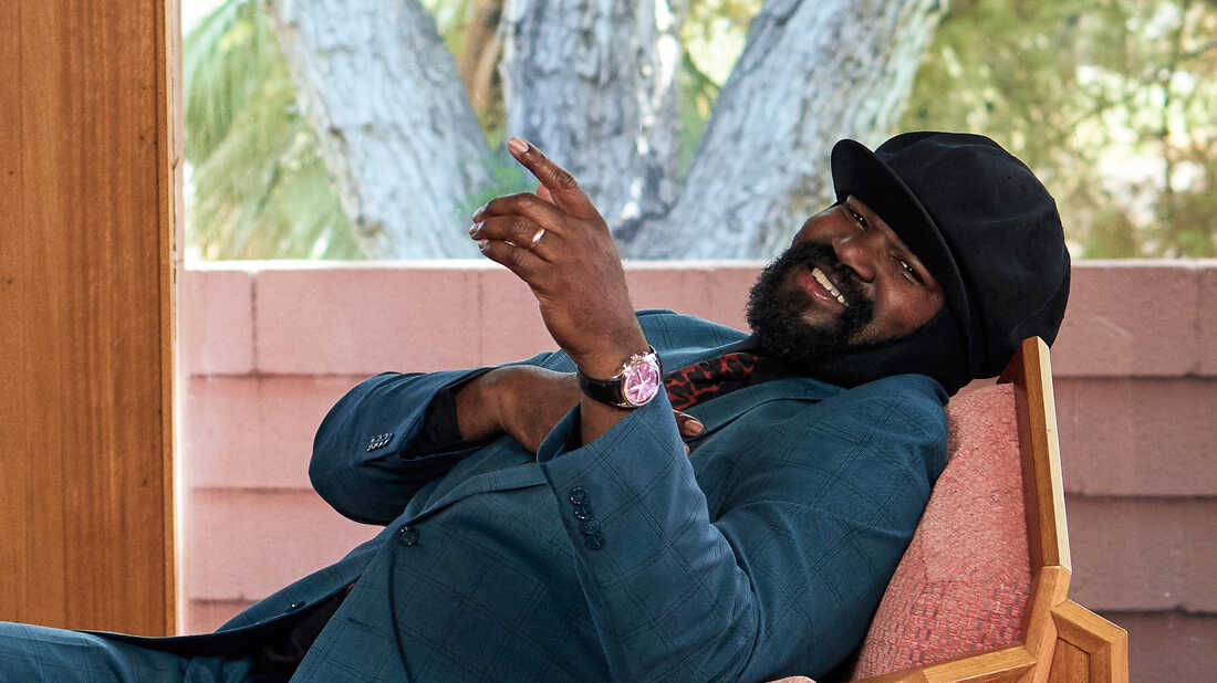 Our Daily Breather: Gregory Porter On Learning Russian And Cooking Creatively