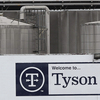 Tyson's Largest Pork Plant Reopens As Tests Show Surge In Coronavirus Cases