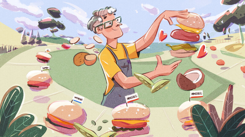 How I Built This: Impossible Foods