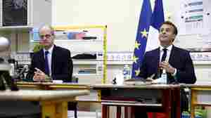 French Education Minister Says School Reopenings Will Be Done 'Very Progressively'