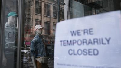 A Brutal Jobs Report