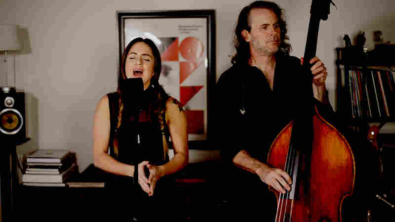 Rachel Eckroth And Tim Lefebvre: Alone Together Duets