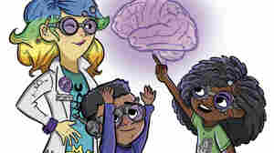 Kids' Books Where Science Is The Adventure