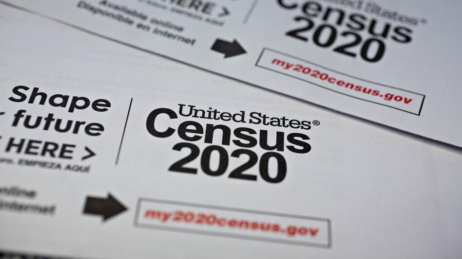 In their new COVID-19 relief bill, House Democrats have proposed extending major legal deadlines for delivering 2020 census results as requested by the U.S. Census Bureau because of the pandemic. (Andrew Harrer/Bloomberg via Getty Images)