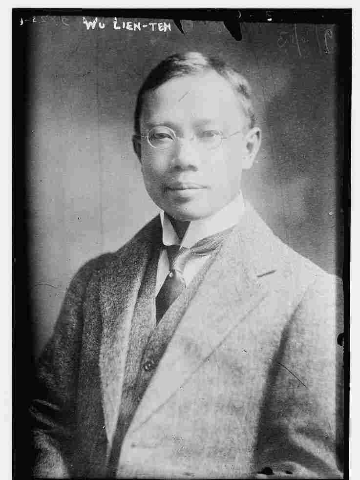 Dr. Wu Lien-Teh was a Malaysian doctor who is credited with making the first modern respiratory mask. The mask protected wearers against the Manchurian plague of 1910.