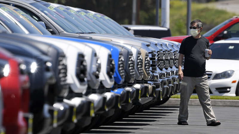 Car Sales 7 Year No Interest Loans Are Fueling A Surprising Rise